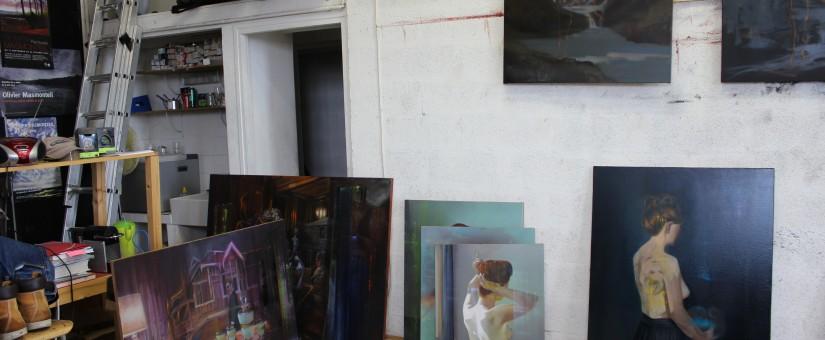 Art By Me olivier masmontiel - 9ème lauréat art collector - follow art with me