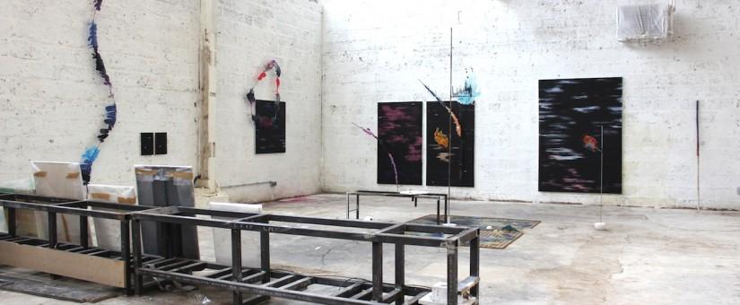Art By Me rencontre avec romain vicari dans son atelier - follow art with me