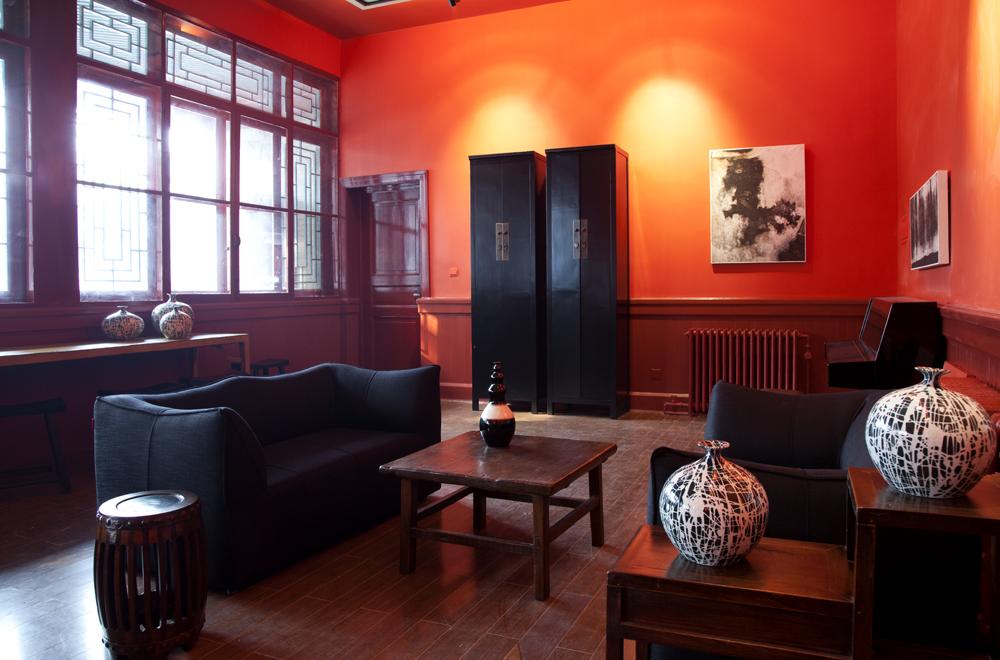 Maison des Arts à Pékin - Résidence Yishu 8.